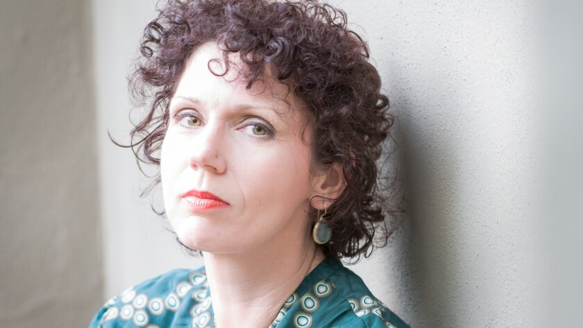 """Jill Alexander Essbaum, author of the novel """"Hausfrau,"""" is coming to the LA Times Festival of Books."""