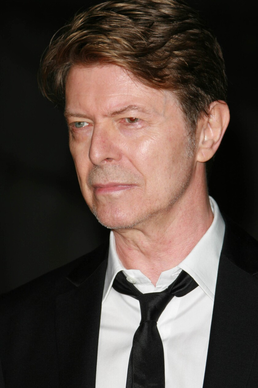 Photo by: JF/STAR MAX/IPx 4/22/08 David Bowie at the 7th Annual Tribeca Film Festival Vanity Fair Pa