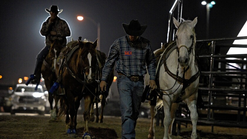 Las Vegas Rodeo >> Las Vegas Welcomes Cowboys And All Things Country During