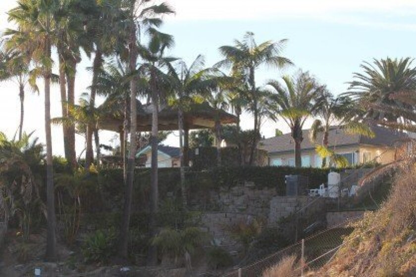 The La Jolla Community Planning Association in August 2013 rejected remodel and expansion plans for this home at 615 Wrelton Drive (above Tourmaline Surf Park), which its owners use for vacation rentals.