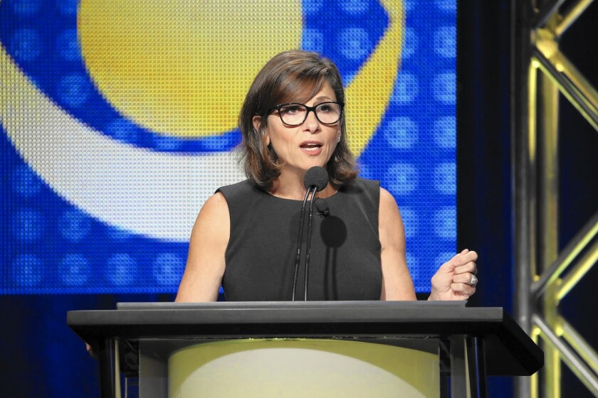 Nina Tassler, who is one of the most prominent women in the television industry, says she is leaving her job at the end of the year.