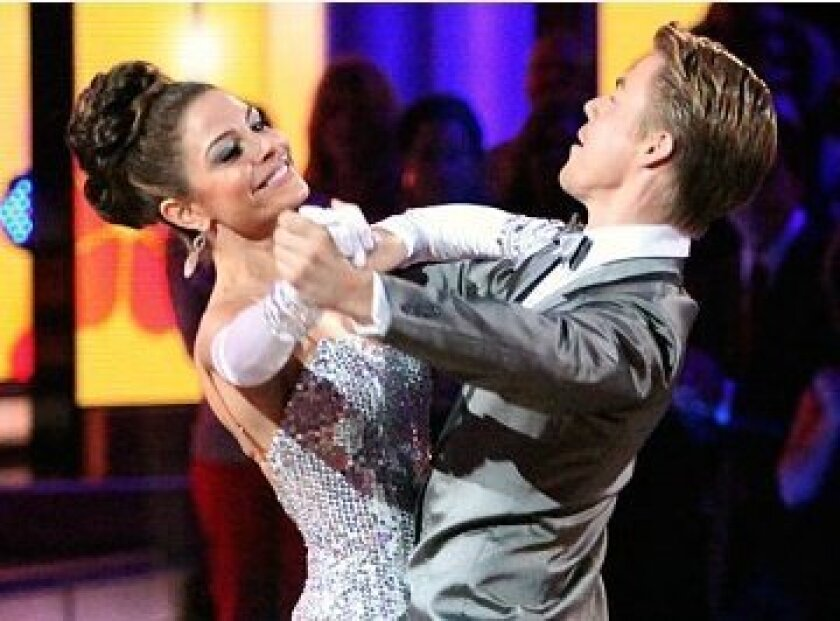 """Maria Menounos on """"Dancing with the Stars""""/Source: ABC"""