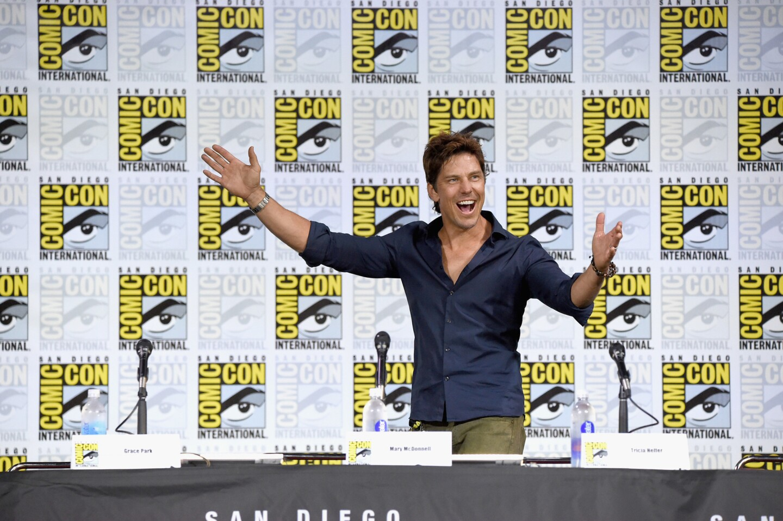 "Comic-Con International 2017 - SYFY: ""Battlestar Galactica"" Reunion"