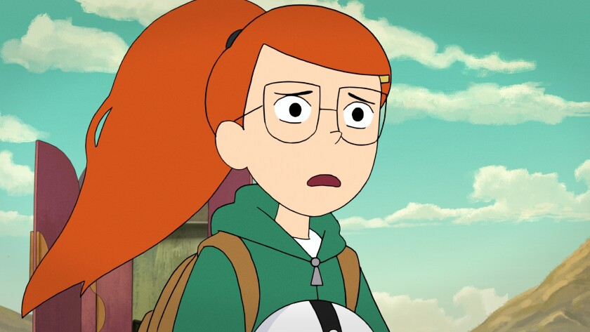 Cartoon Network S Infinity Train Tackles Issues Many Kids Shows