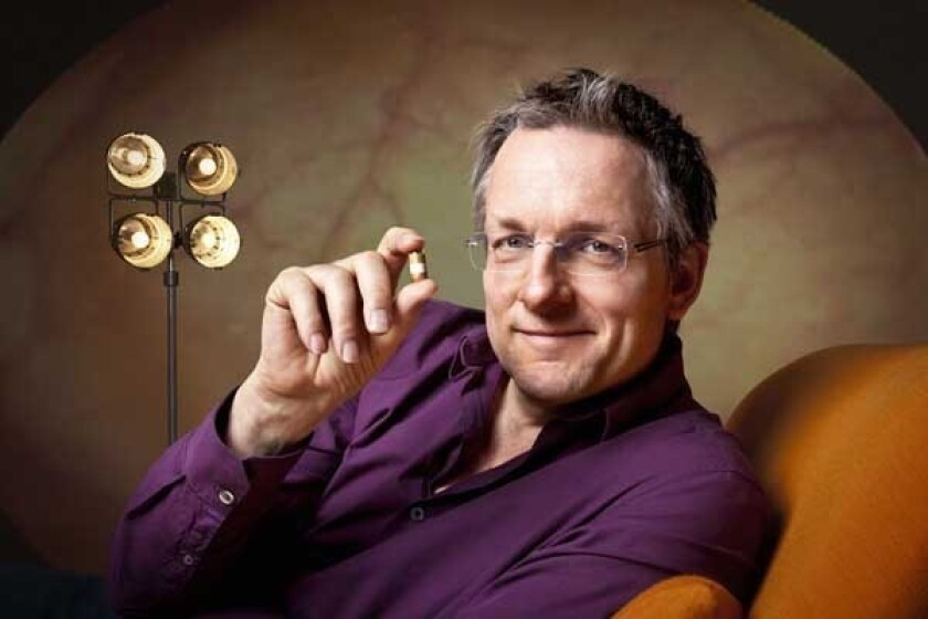 """A tiny camera reveals the inside of the digestive system in """"Guts With Michael Mosley"""" on KOCE at 10 p.m."""