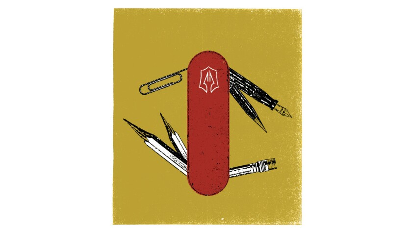 Writers' tools