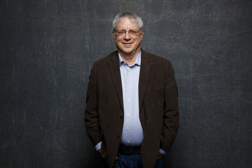 """Steven Wise, seen here at the Sundance Film Festival in January, is the subject of the animal rights documentary """"Unlocking the Cage."""""""