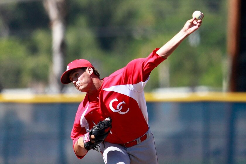 The players union has filed a grievance on behalf of former Cathedral Catholic High pitcher Brady Aiken.