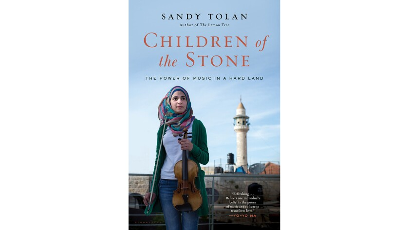 Sandy Tolan