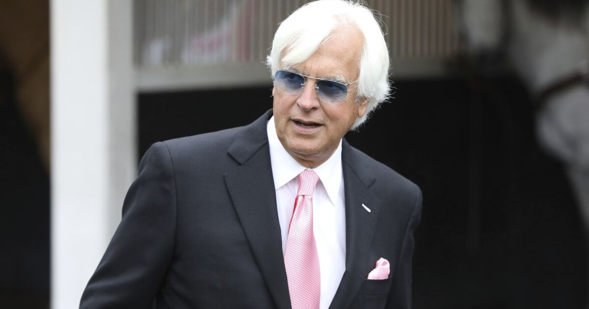 Racing! Eavesdropping on Bob Baffert and Dale Romans