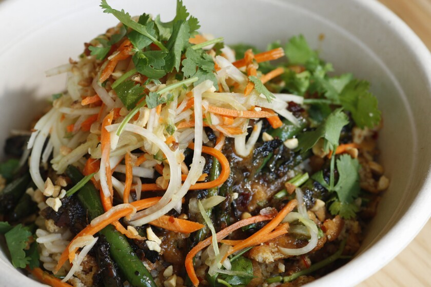ShopHouse: Asian fare that skips gluten and dairy