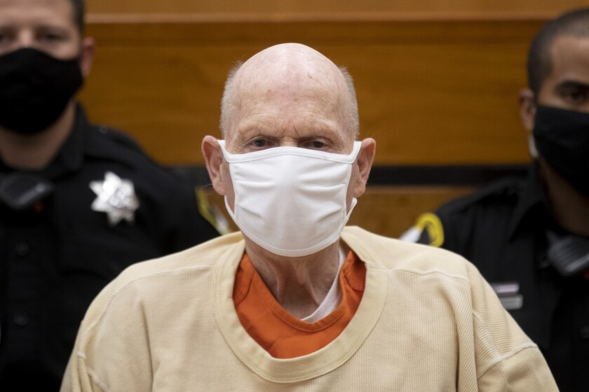 Joseph James DeAngelo Jr., the Golden State Killer, has admitted to multiple murders and rapes.