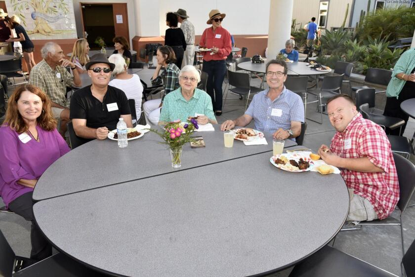Solana Beach Civic and Historical Society BBQ