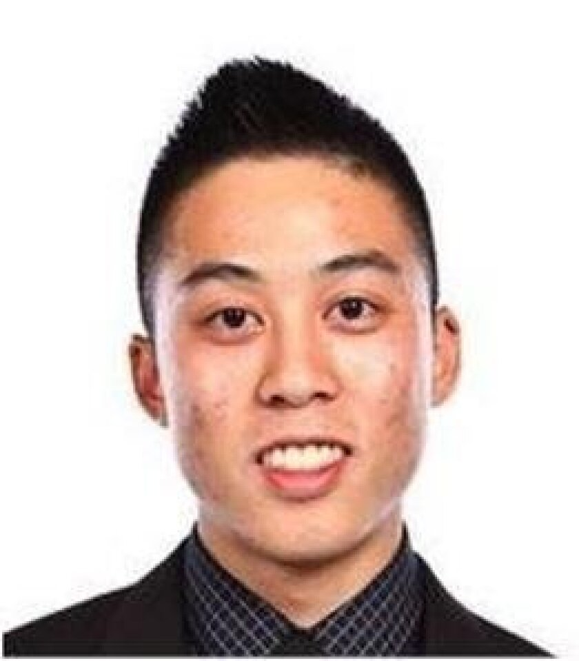 Wilton Mak is reported missing.