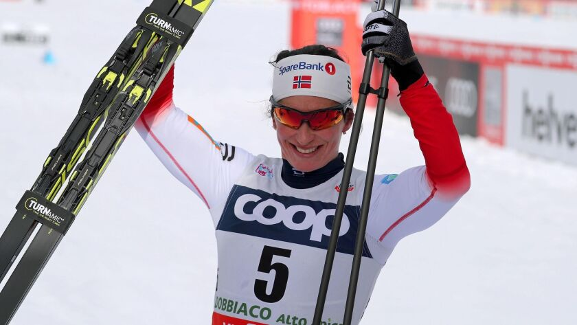 Cross Country Skiing World Cup in Dobbiaco, Italy - 17 Dec 2017
