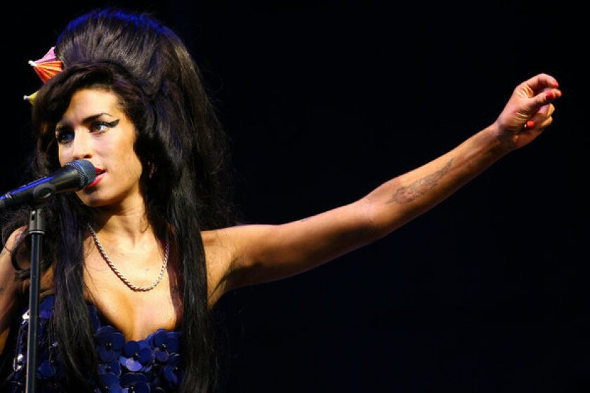Amy Winehouse died of alcohol poisoning in July 2011.