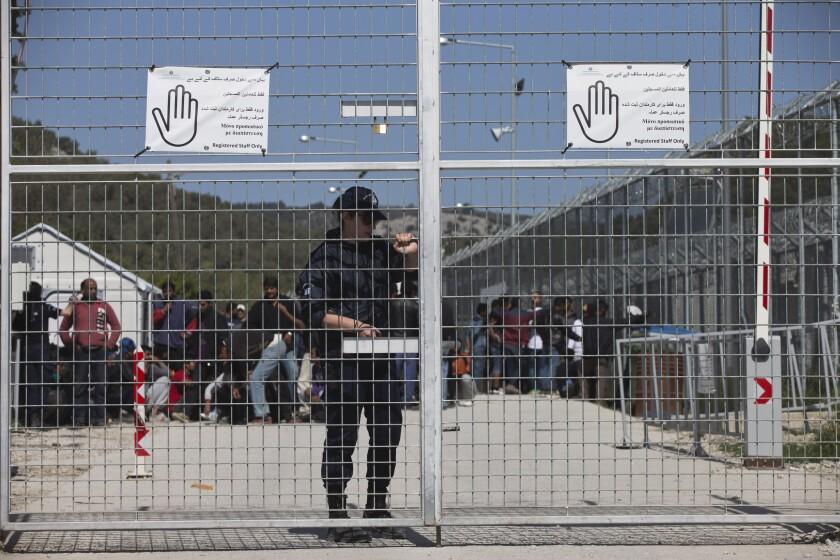 Greece Europe Migrants
