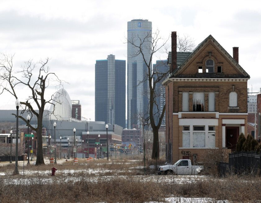 Detroit eligible for bankruptcy, judge says
