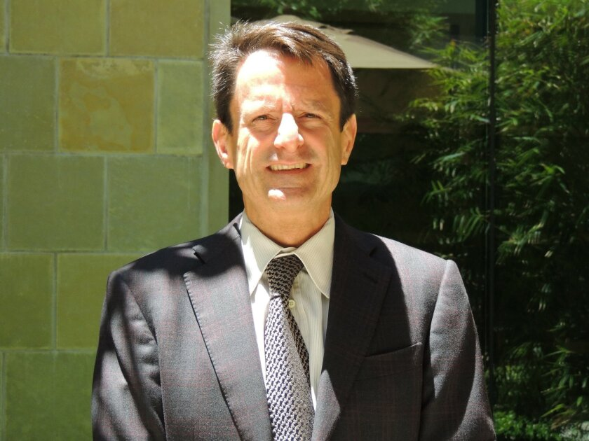 Scott M. Lippman, M.D., became the new director of UC San Diego Moores Cancer Center in May.
