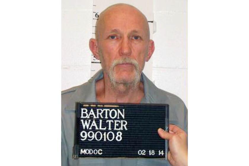 Missouri Execution Barton
