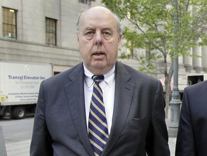 John Dowd in New York in 2011