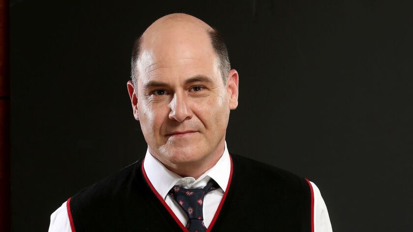 """""""Mad Men"""" creator Matthew Weiner will make his return to TV with a series for Amazon."""