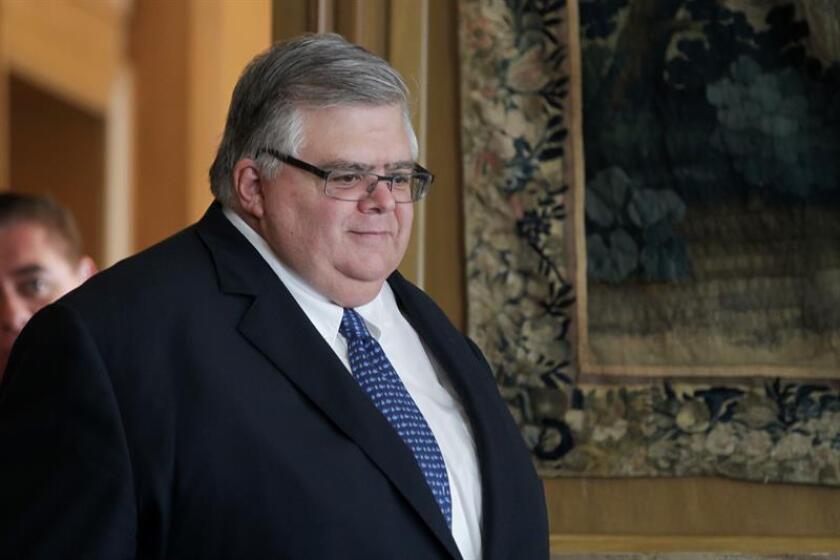 El gobernador del Banco de México, Agustín Carstens. EFE/Archivo