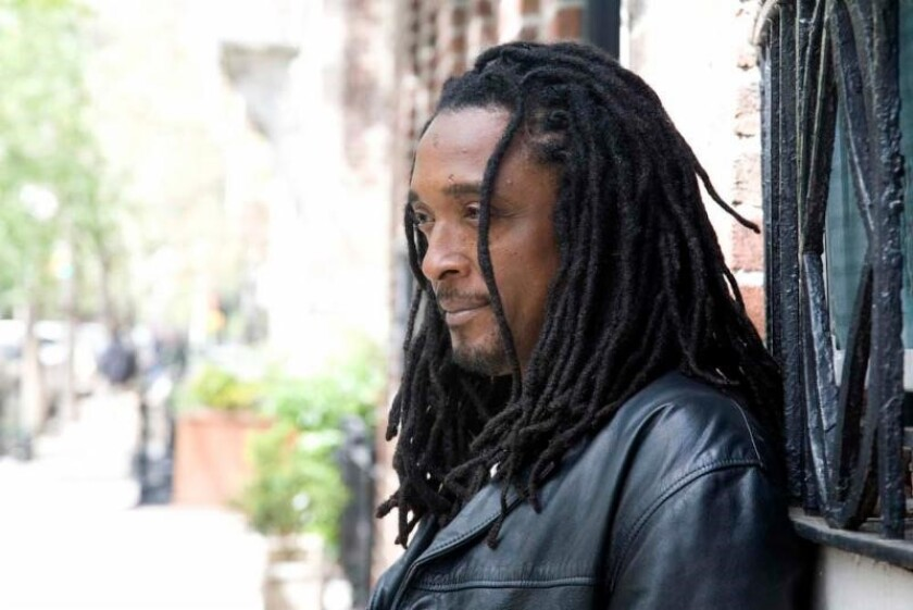 """Bernard Fowler, who has been a touring member of the Rolling Stones since 1989, reinvents the band's music with imagination and proto-hip-hop flair on his new album, """"Inside Out."""""""
