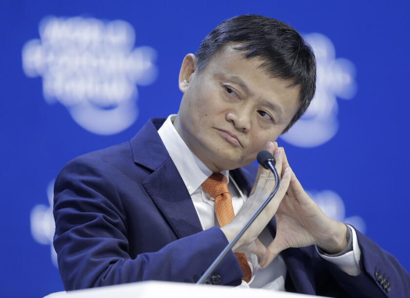 Alibaba Antitrust Probe Causes Concern On What S Next For Chinese Tech Los Angeles Times They allow markets only to the extent that it gives rise to novel companies. los angeles times