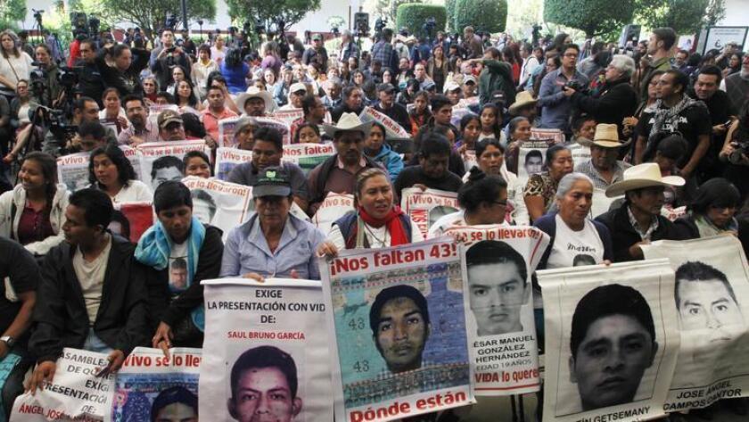 Las torturas y desapariciones son algunos de los problemas que denuncian los familiares de víctimas en México.