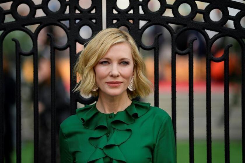"""Cate Blanchett debutará en la televisión con la serie """"Mrs. America"""""""