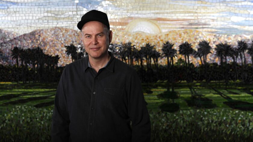 LOS ANGELES, CA-JANUARY 7, 2019: Concert promoter Paul Tollett, the longtime president of Goldenvoi