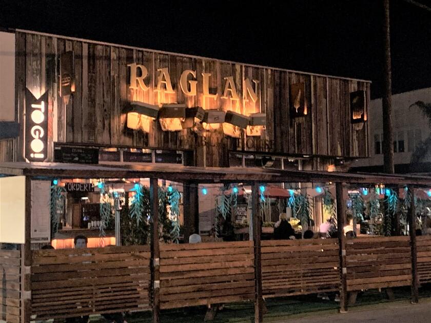 Raglan Public House won the online voting for the Ocean Beach MainStreet Association's Design Committee Award.