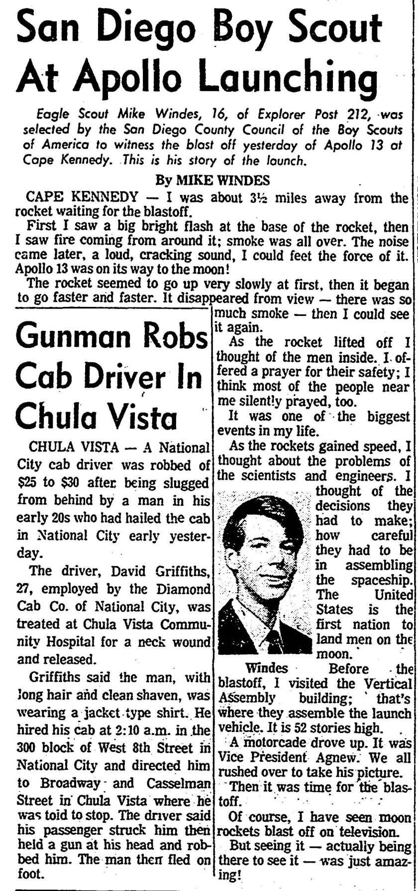 April 12, 1970