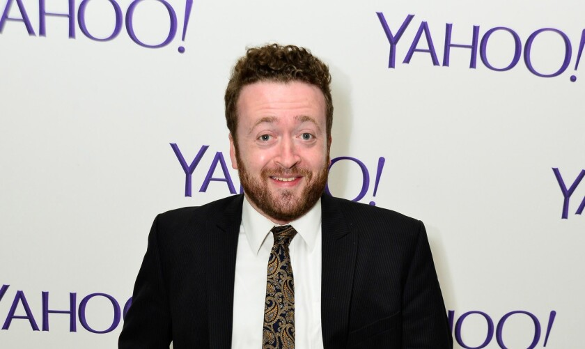 """Neil Casey will play the bad guy in Sony's """"Ghostbusters"""" reboot."""
