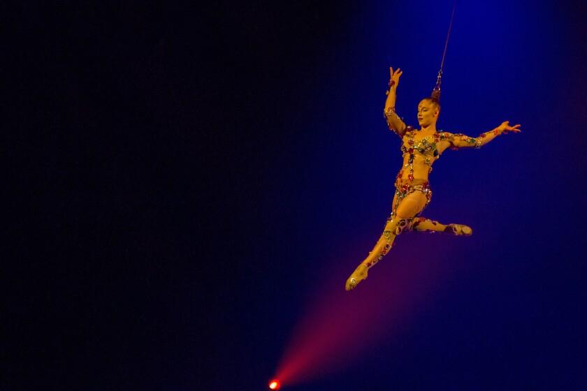 """Cirque du Soleil's """"Volta"""""""