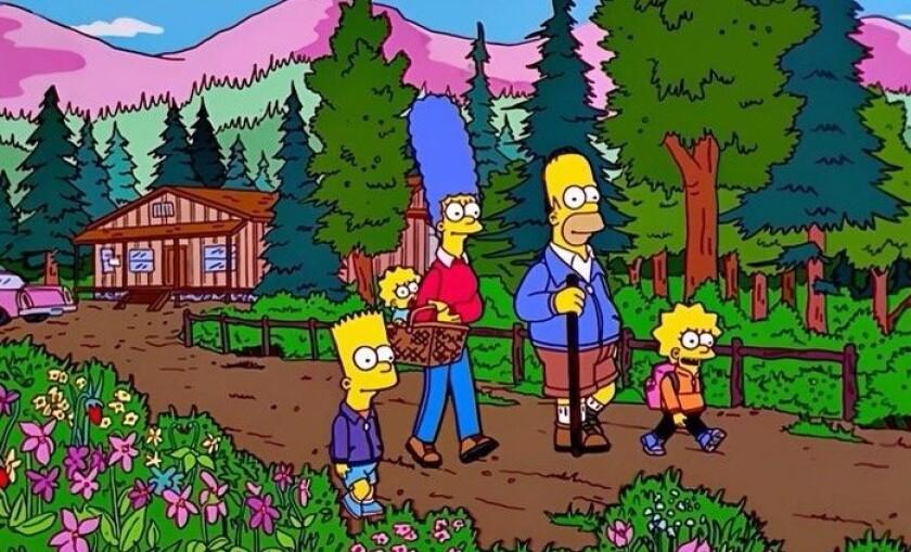 Los Simpson es una de las series más longevas de la televisión estadounidense.