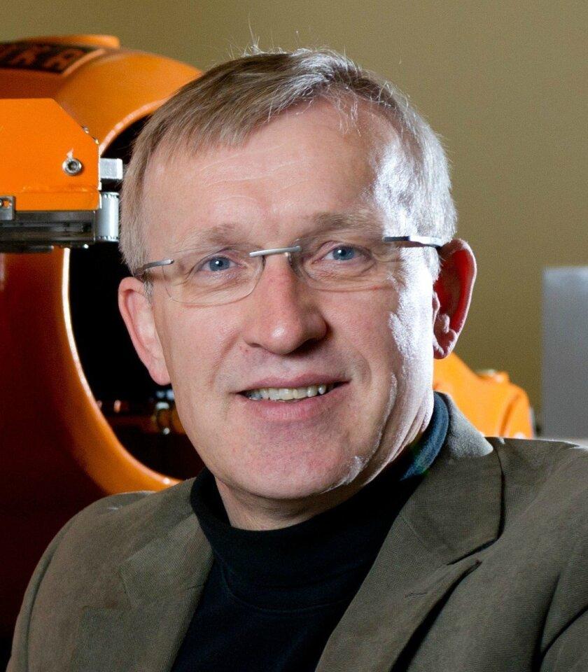 Henrik I. Christensen will lead UC San Diego's new Contextual Robotics Institute