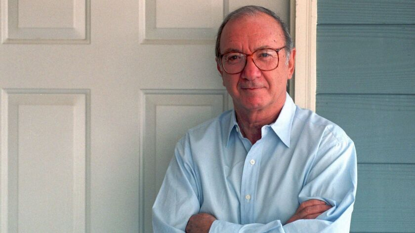 Neil Simon, photographed in 1997.