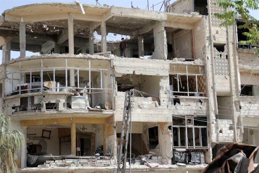El Gobierno de México condena el ataque con armas y explosivos contra el equipo de reconocimiento del Departamento de Seguridad de la Organización de las Naciones Unidas (ONU) en Duma, Siria, ocurrido el 18 de abril, informó hoy la Secretaría de Relaciones Exteriores (SRE). EFE