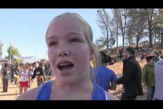 City cross country finals