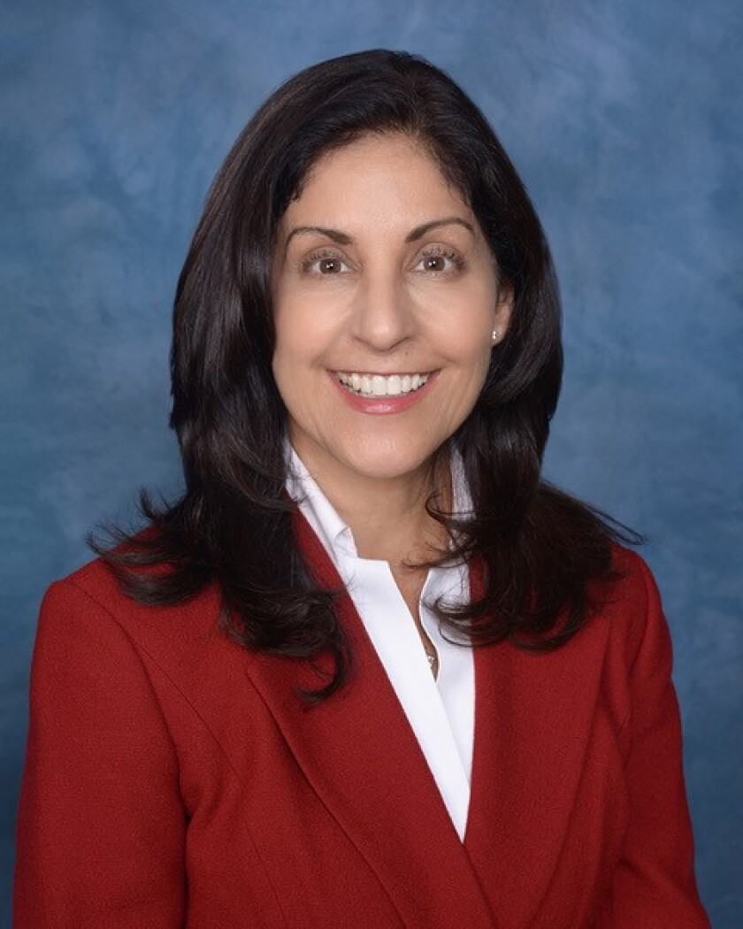 Sharon Spivak is new chair of the City of San Diego Ethics Commission