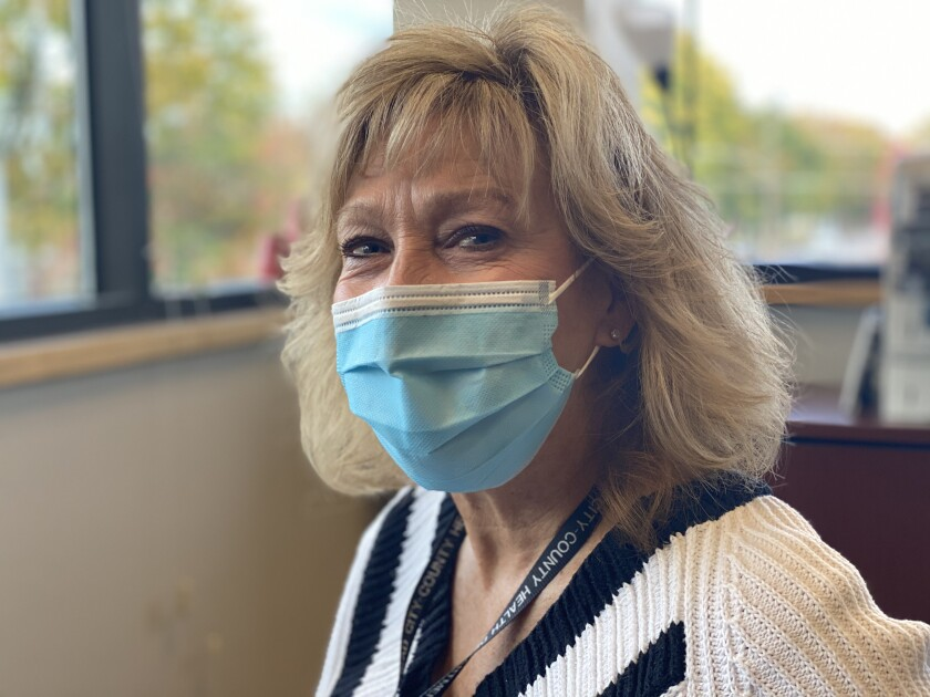 Tamalee St. James Robinson, Flathead County interim public health officer, declined to impose coronavirus restrictions.