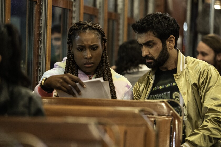 Kumail Nanjiani On Netflix The Lovebirds And Coronavirus Los