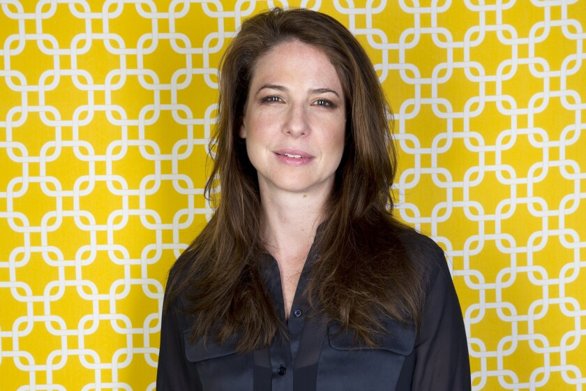 "Robin Weigert, the star of ""Concussion."""