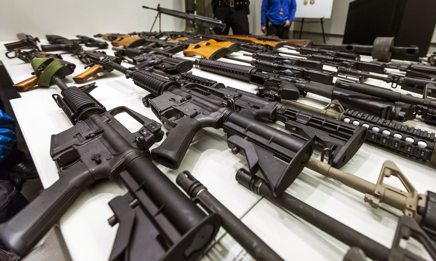 The latest trend in gun control: 'red-flag' laws