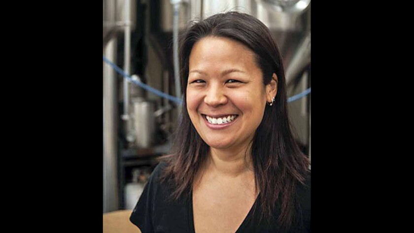 Eagle Rock Brewery's Ting Su spreads the gospel on craft beer