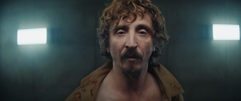 Ivan Massagué in the movie 'The Platform'