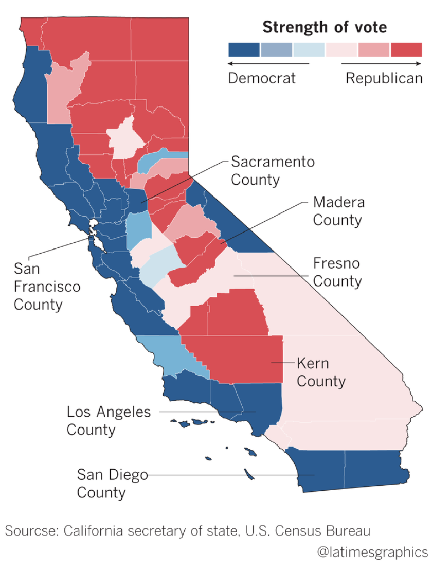 California primary updates - Los Angeles Times