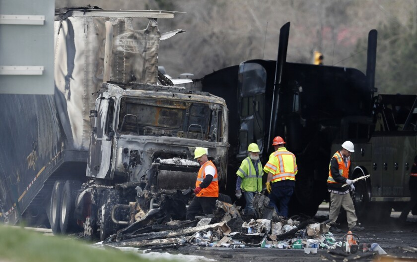Interstate 70 Fatal Pileup